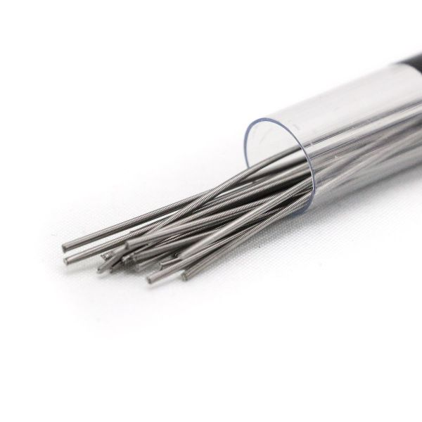 Fused Clapton Kanthal & Nichrome Wire 0,2*0,3 mm 20 Stück | Alpha ...