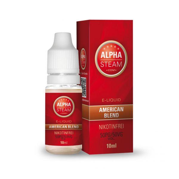 Alpha Liquid - American Blend