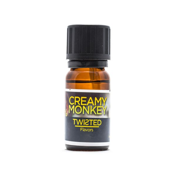 Twisted Flavors Aroma Creamy Monkey