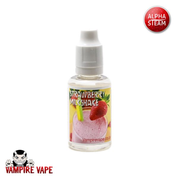 Strawberry Milkshake 30ml Vampire