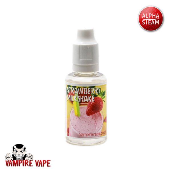 Strawberry Milkshake 30ml