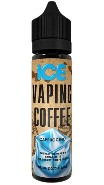 Vaping Coffee | Capuccino on Ice