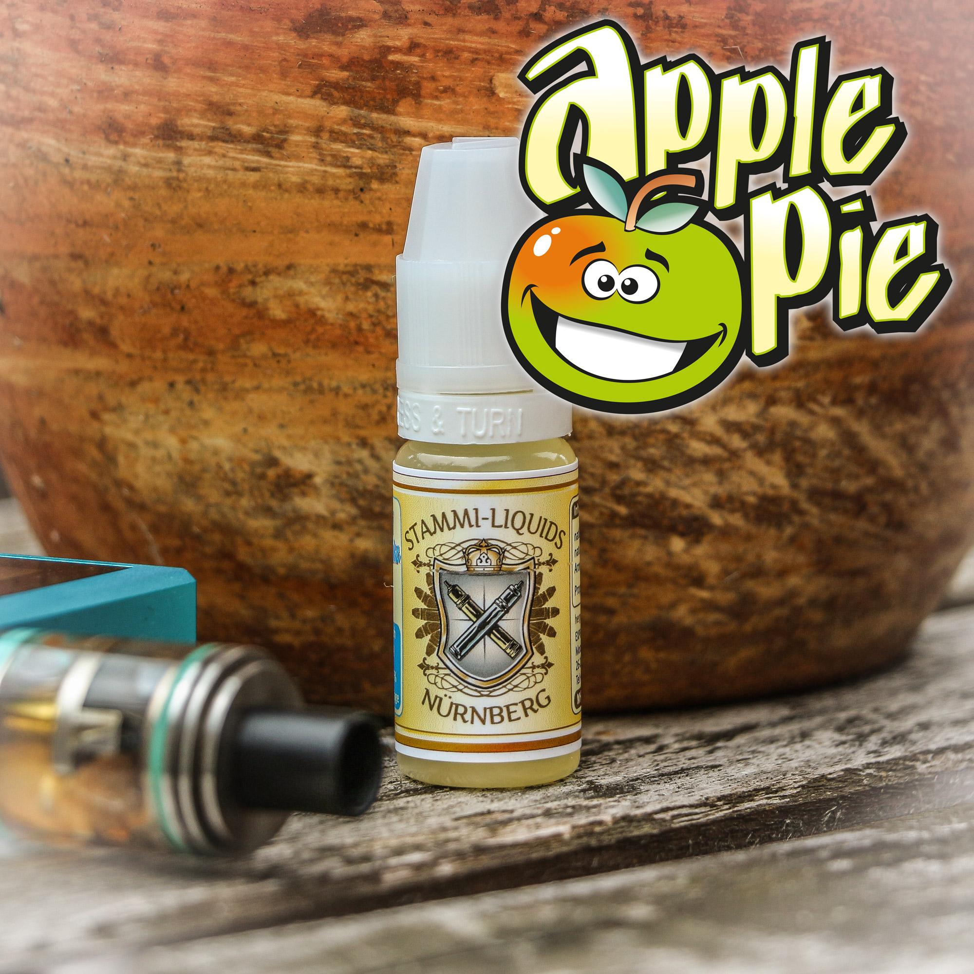 stammi liquids aroma apple pie alpha steam e zigaretten liquids zubeh r online shop. Black Bedroom Furniture Sets. Home Design Ideas