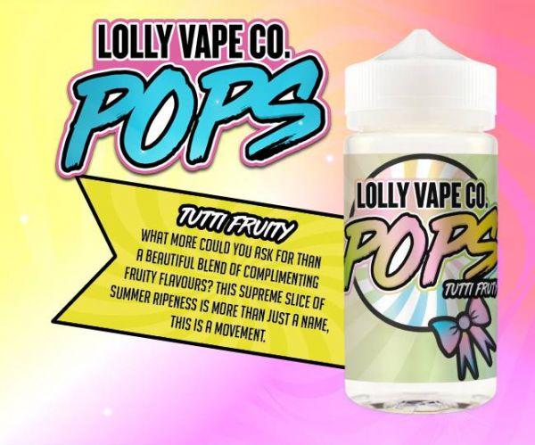 Lollyvape - Tutti Fruity