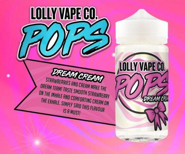 Lollyvape - Dream Cream