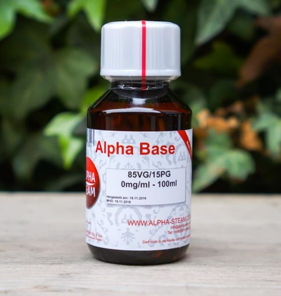 Alpha Cloud Base 85/15 | 100ml