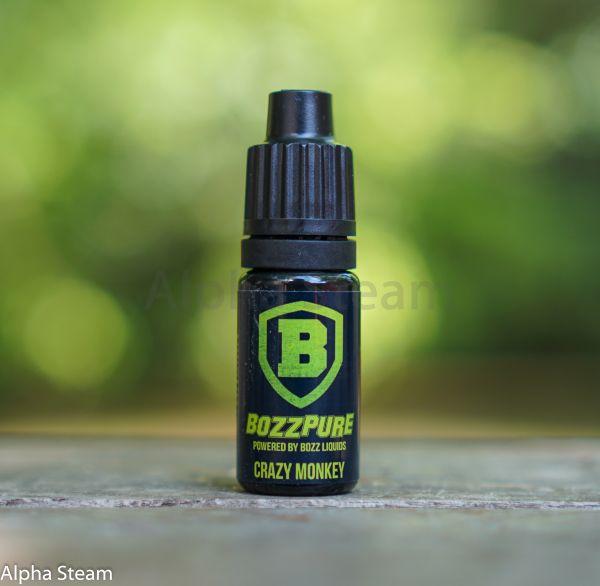 Bozz Pure - Crazy Monkey Aroma