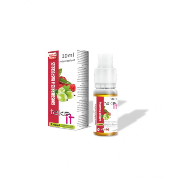Gooseberries & Raspberrys | take it Liquid
