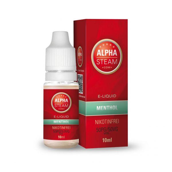 Alpha Liquid - Menthol