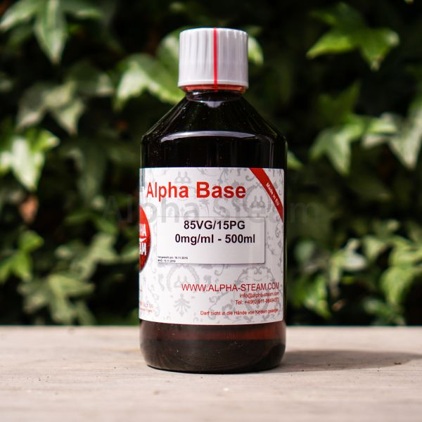 Alpha Cloud Base 85/15 | 500ml