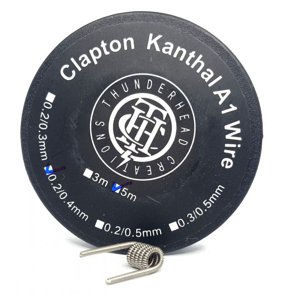 Clapton Wire -Rolle- 5m