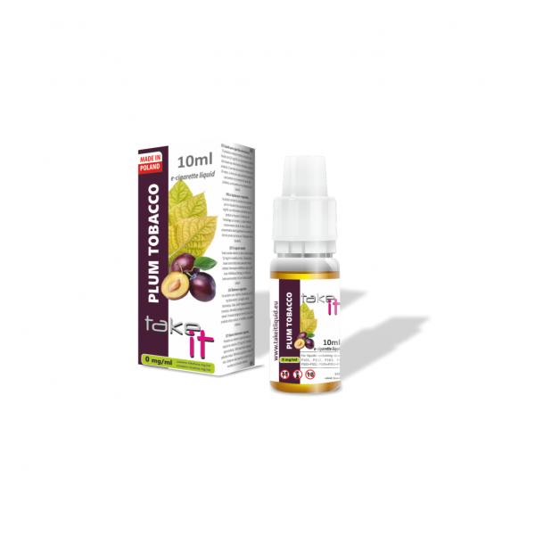 Plum Tobacco | take it Liquid