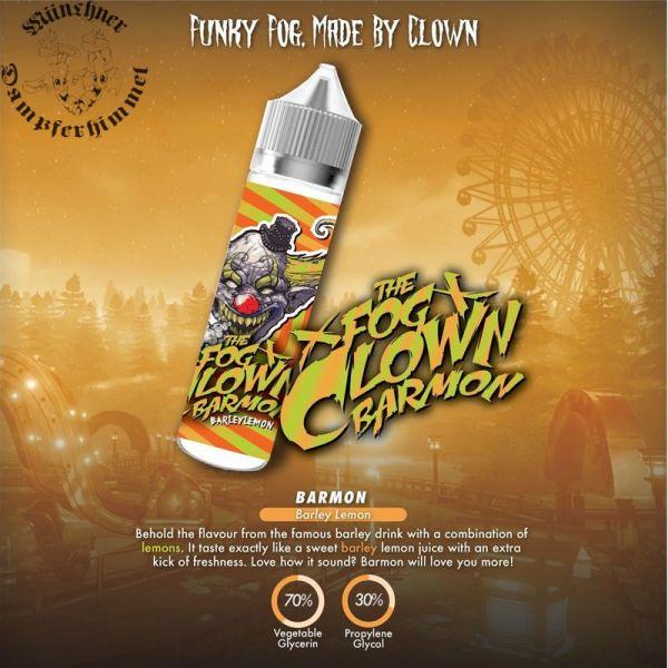 The Fog Clown - BARMON