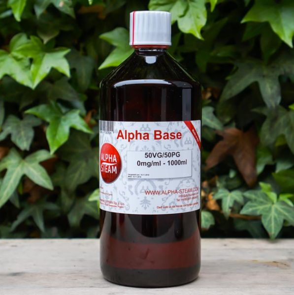 Alpha Standard Base 50/50 | 1000ml