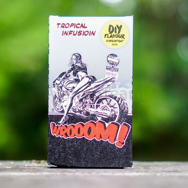 Sinners   Wrooom! - Tropical Infusion